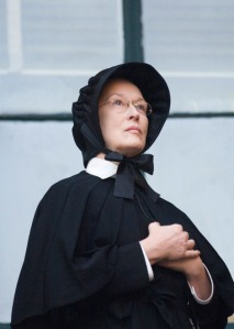 "sister aloysius and her frustrating ""certainty"""